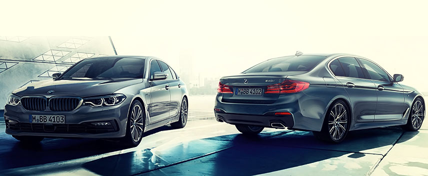 BMW Opens Pre-Booking for 5 Series; To be Launched on June 29