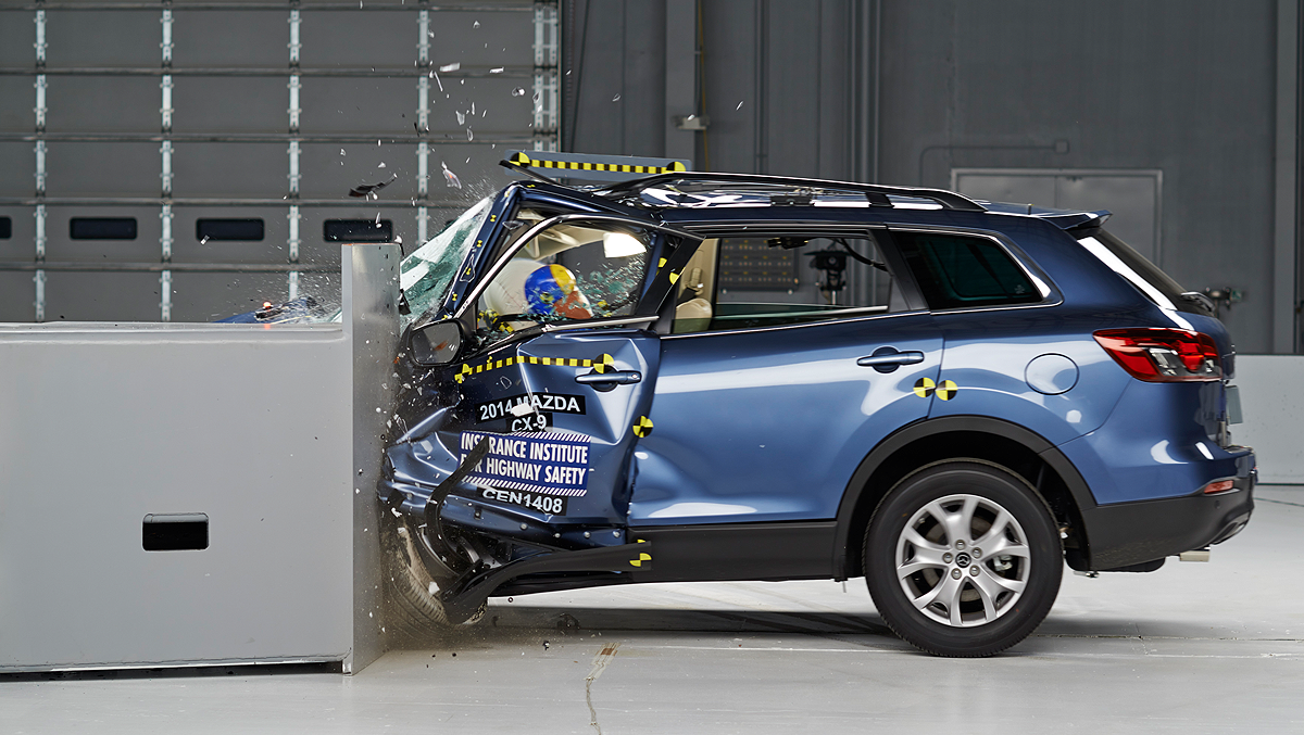Is your Car the Top Safety Pick by IIHS?