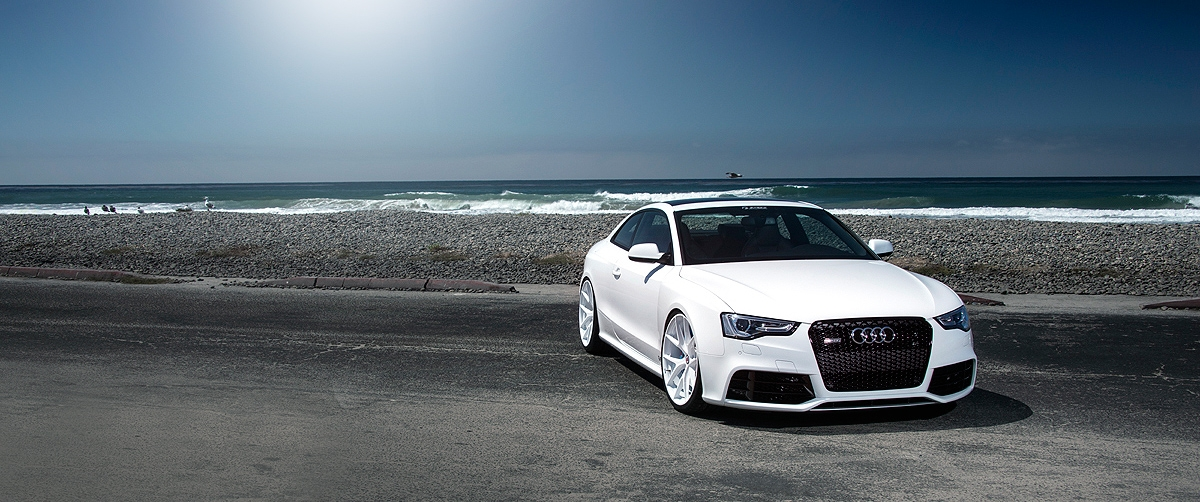 The Audi RS5 – A Luxurious Beauty