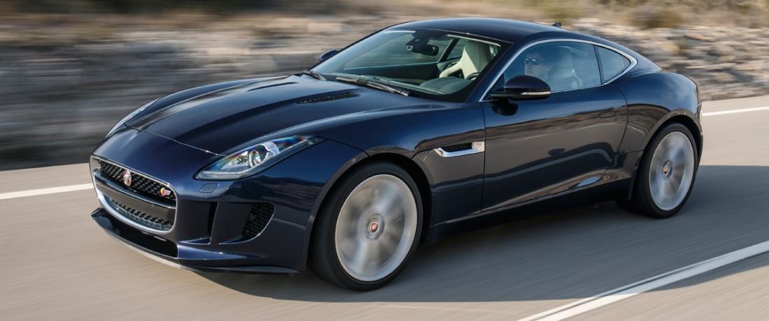 Jaguar F-Type - Sensational, Speedy & Agile