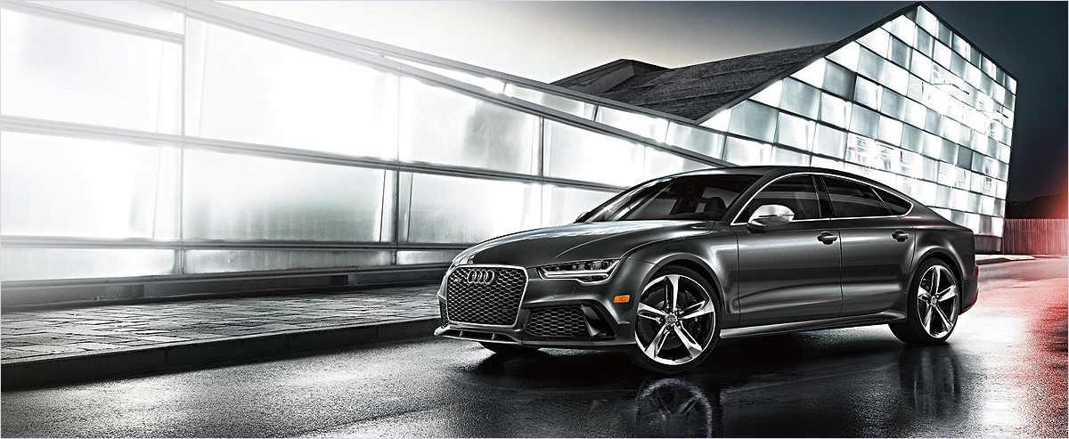 Audi's Performance Saloon RS7 will bring tears down your eyes