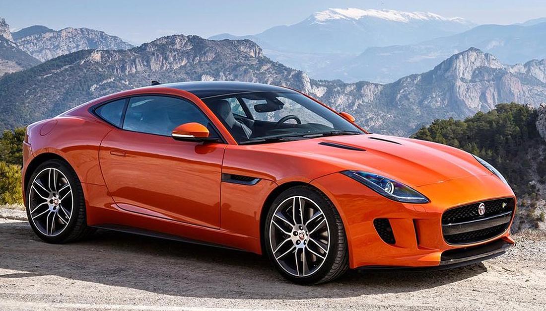 Jaguar F-TYPE SVR Key Performance Features