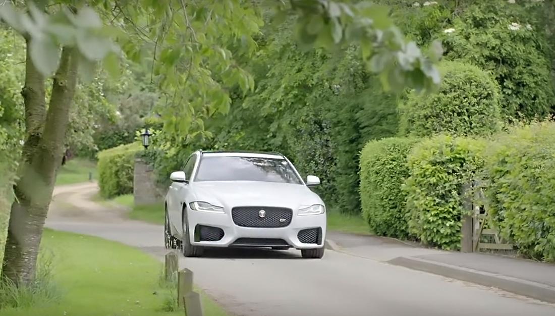 Jaguar XF Sportbrake (2018) - True Luxury Defined