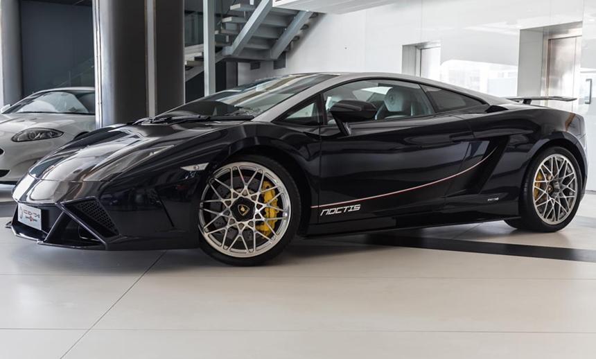 Lamborghini Gallardo Noctis