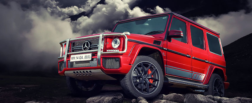 Mercedes-Benz AMG G 63 'Edition 463 Launched in India at Rs. 2.17 Crore; AMG GLS 63 Also Released