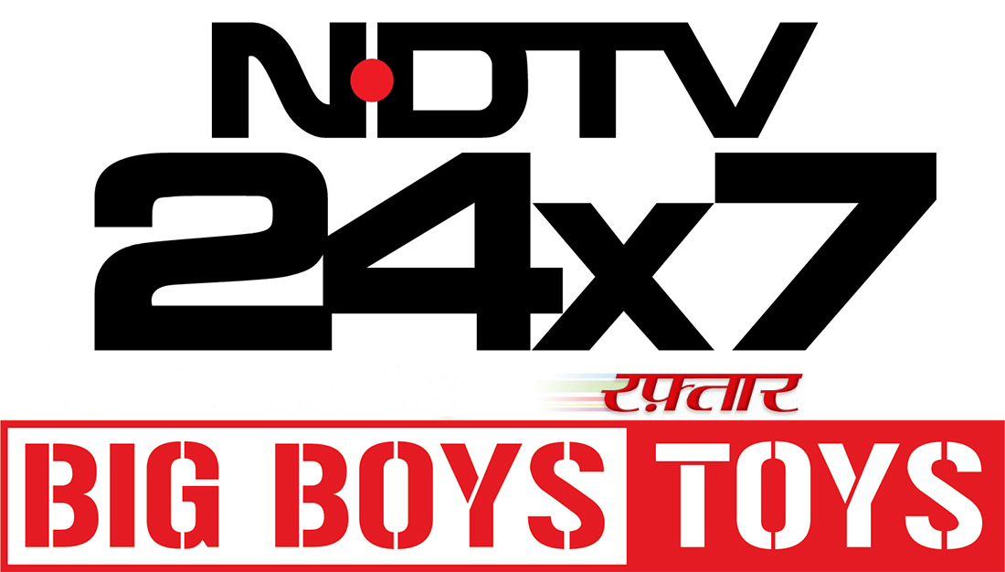 Big Boy Toyz on NDTV India - Raftaar, with Kranti Sambhav