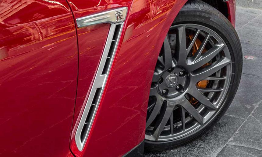 gtr car wheels