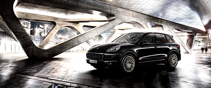 Porsche Cayenne S Platinum Edition Now in India at Rs. 1.27 Crore