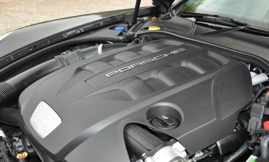 3 Litre V6 diesel motor