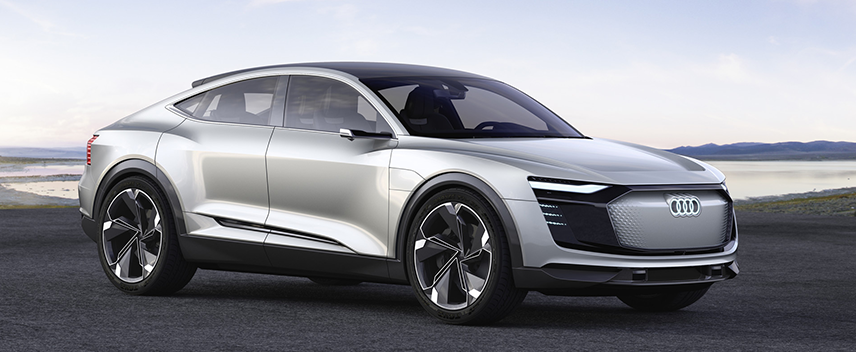 Audi's E-tron is making it's way to India