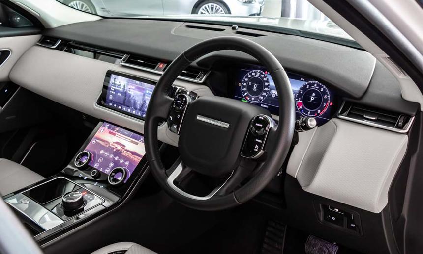 Range Rover Velar P250