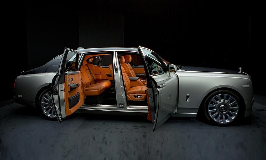 The 2018 Rolls Royce Phantom: a timeless piece of art