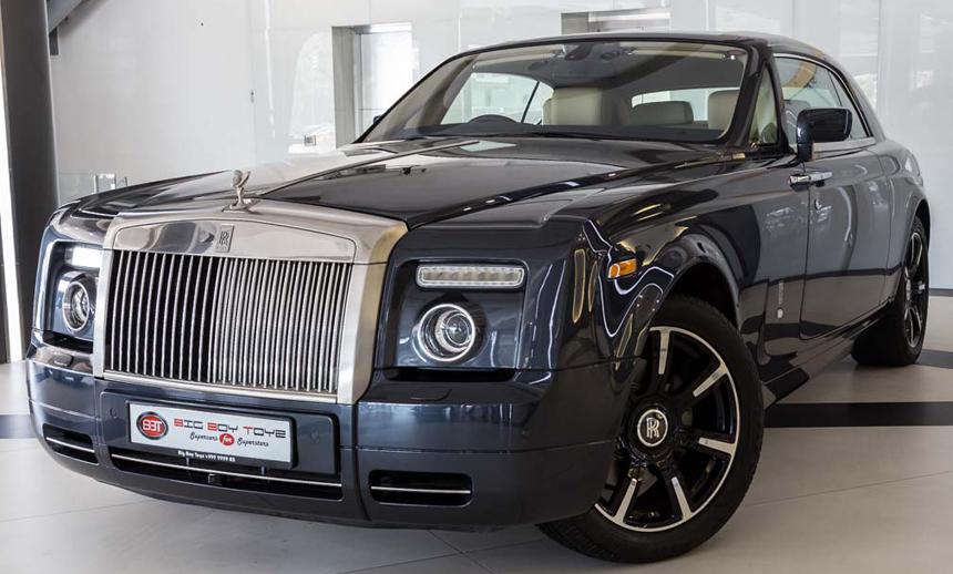 Rolls Royce Phantom BBT