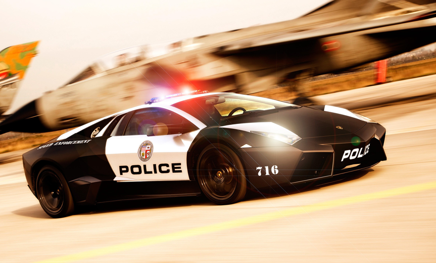 The Coolest Police Cars in the World