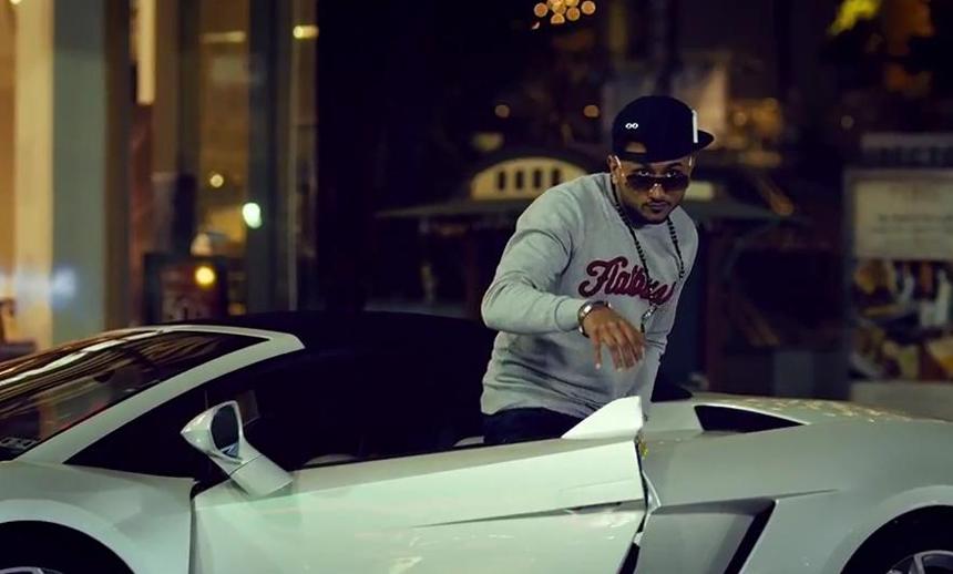 Yo Yo Honey Singh's love for Exotic Cars