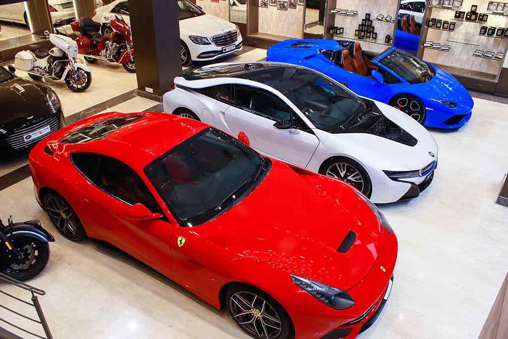 Hyderabad Showroom Image 2