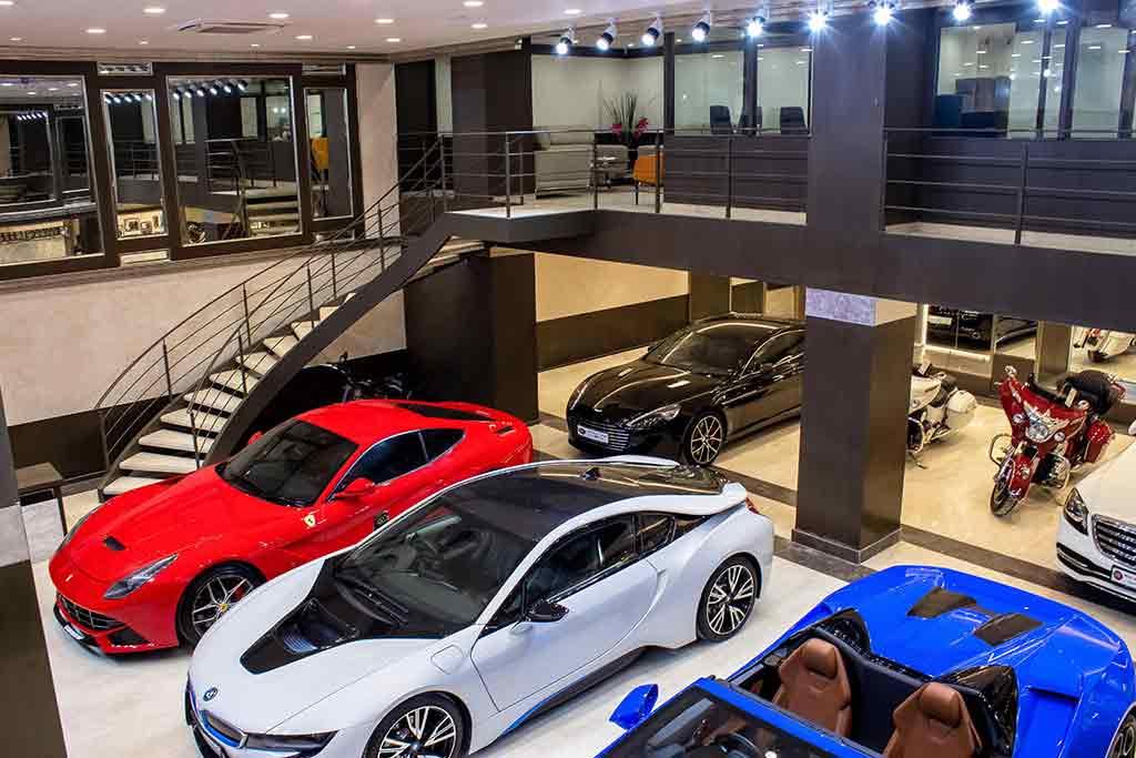 Hyderabad Showroom Image 6
