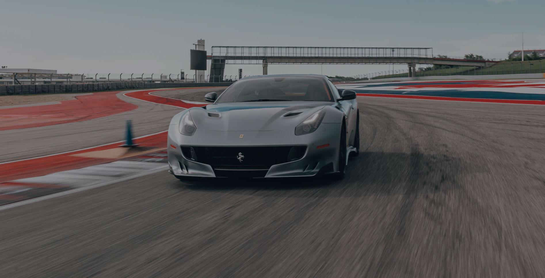 Ferrari Big Boy Toyz