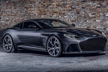 Aston Marti DBS