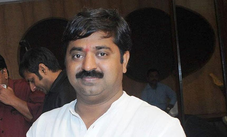 A famous elected MLA of Bharatiya Janata Party from Ghatkopar West Vidhan Sabha constituency, Ram Kadam