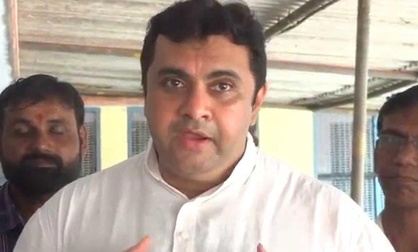 Pramod Madhwaraj - the chairman of Canara Jewel Tex Pvt Ltd