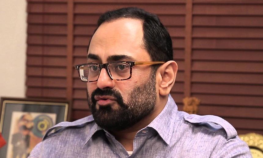 Rajeev Chandrashekhar