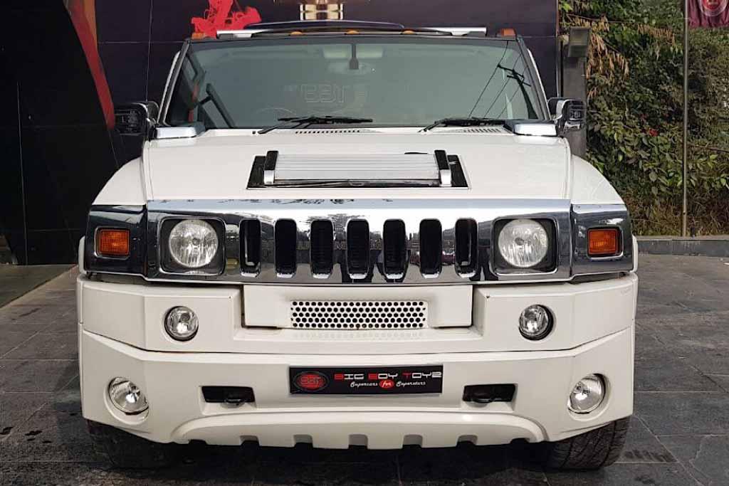 2007 Used Hummer H2 Giovanna Edition