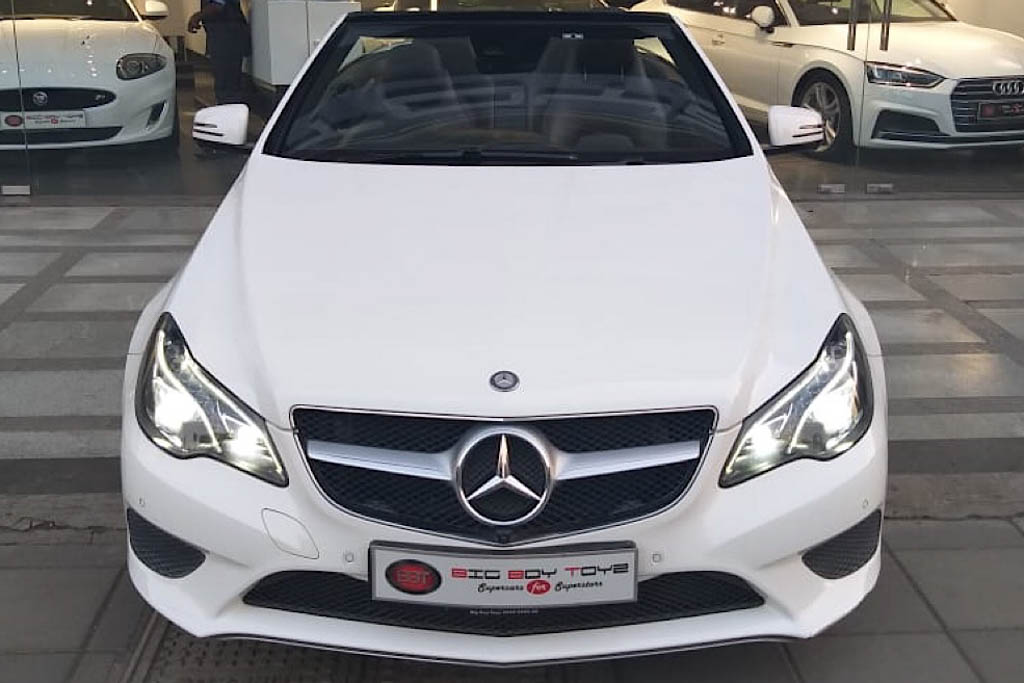 2015 Used Mercedes E400 Cabriolet