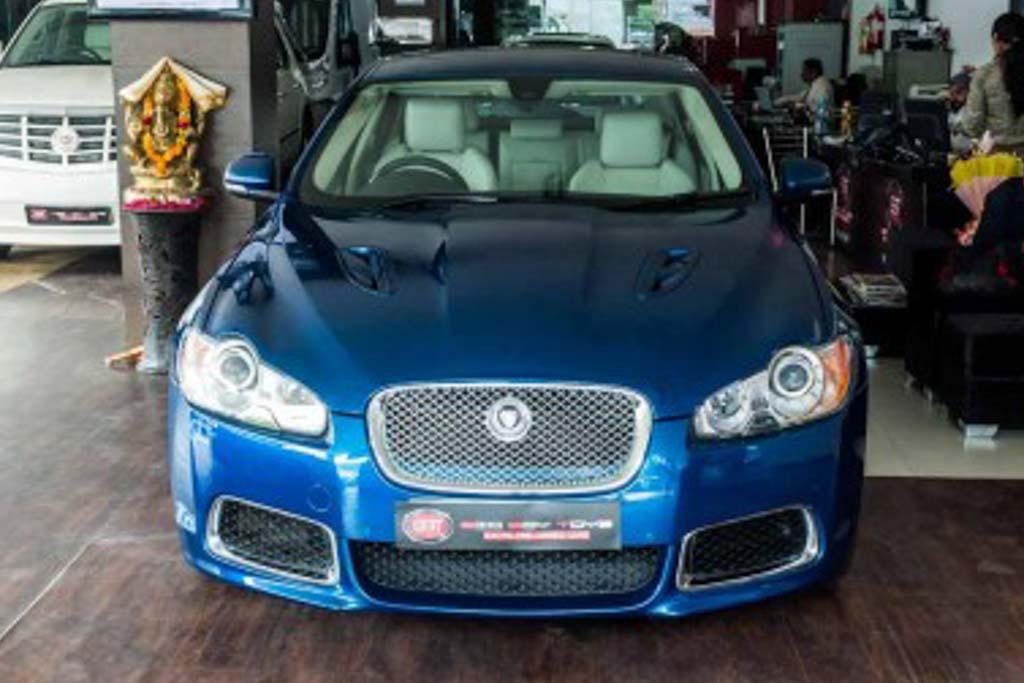 2010 Used Jaguar XFR