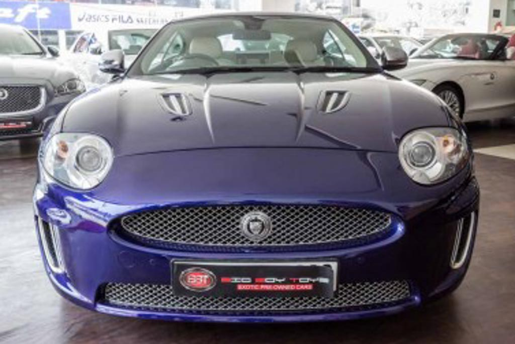 2010 Used Jaguar XKR
