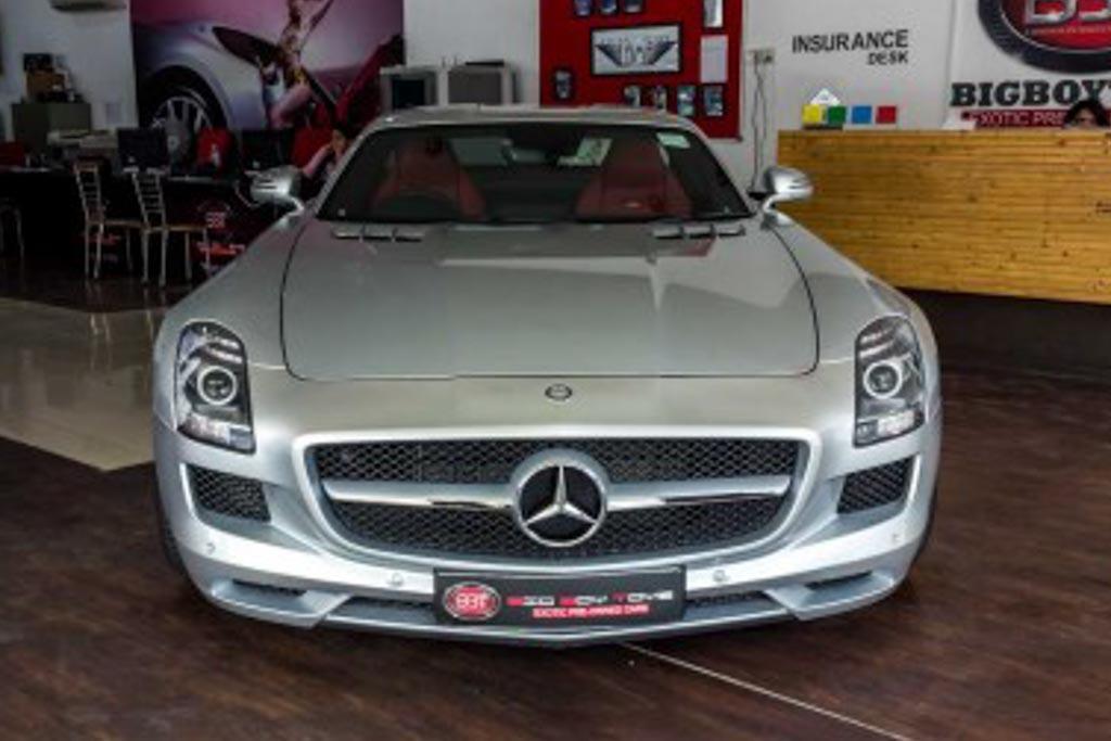 2011 Used Mercedes- Benz SLS AMG