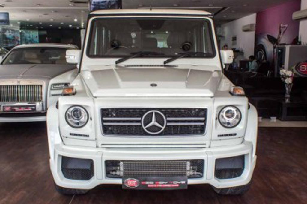 2011 Used Mercedes-Benz G55 AMG