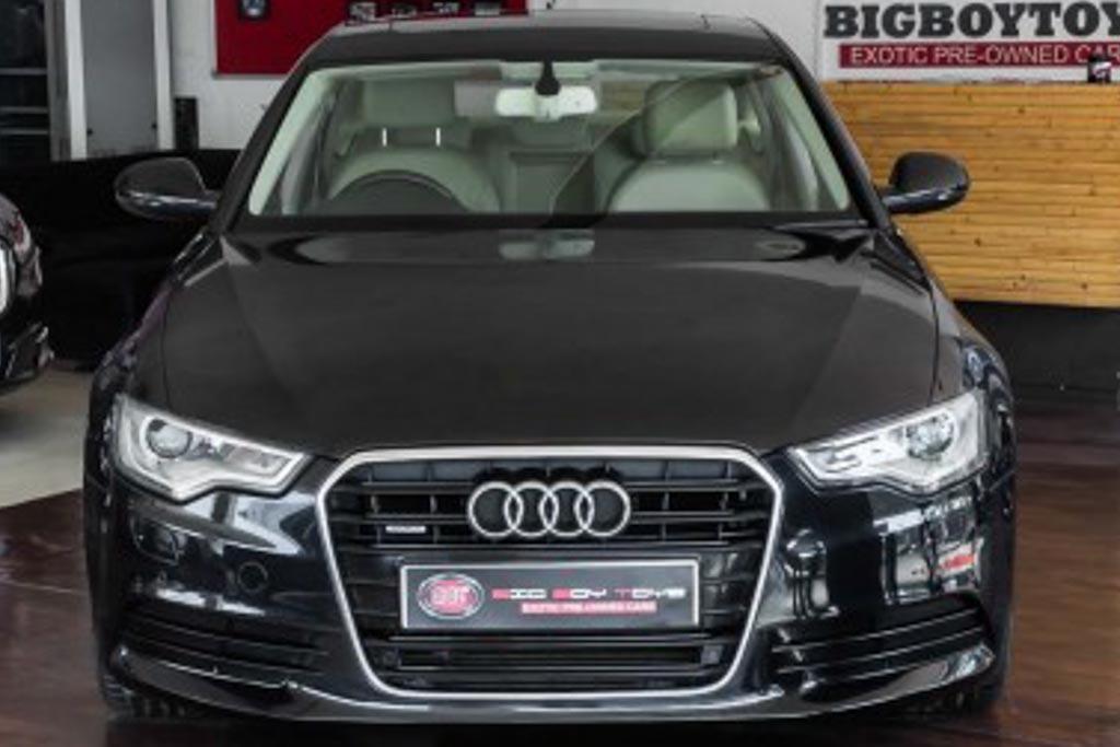 2012 Used Audi A6