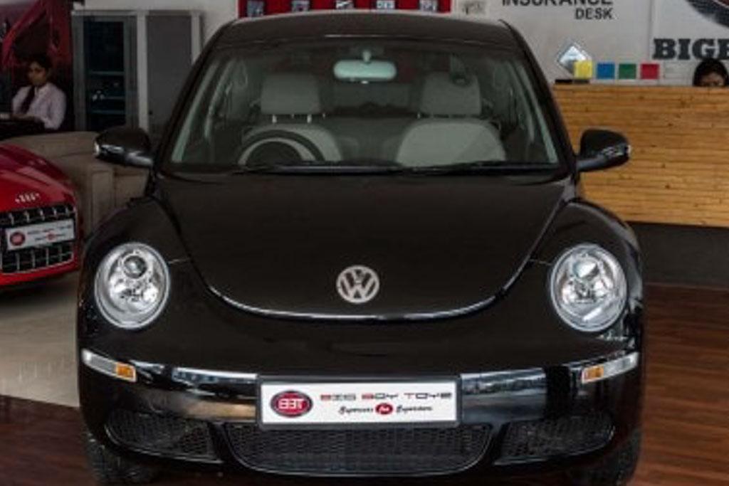 2010 Used Volkswagen Beetle
