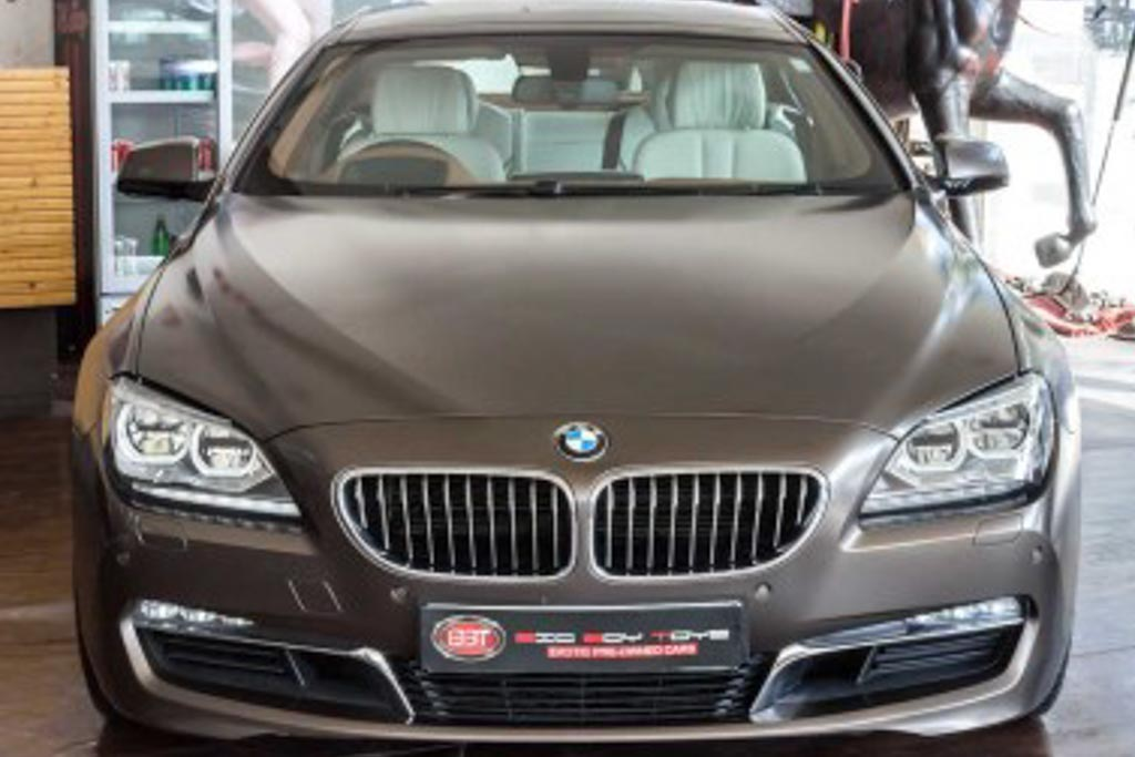 2012 Used BMW 640d 'GranCoupe'