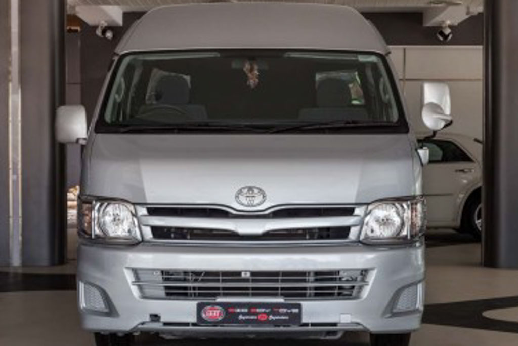 2013 Used Toyota Hiace Commuter