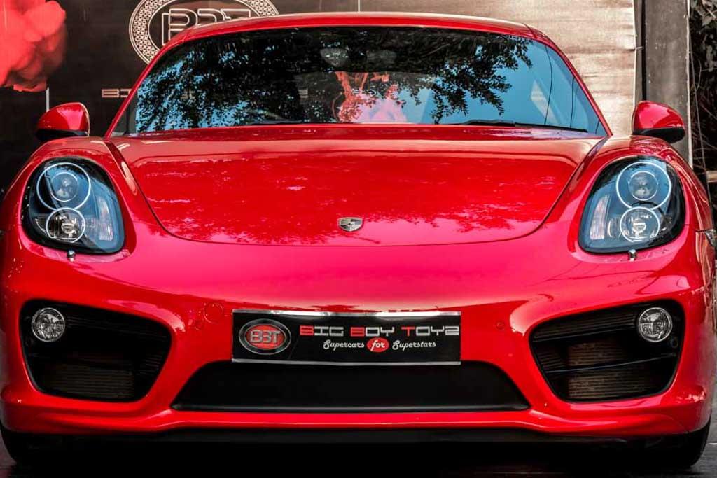 2014 Used Porsche Cayman S 'Manual'
