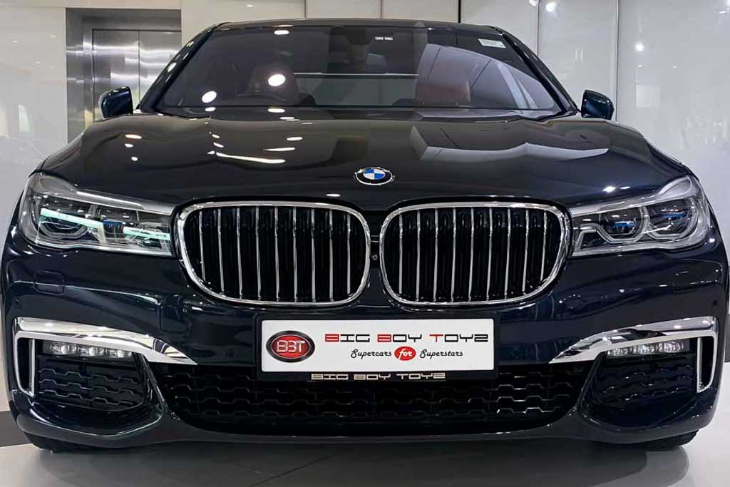 BMW 730LD MSPORT