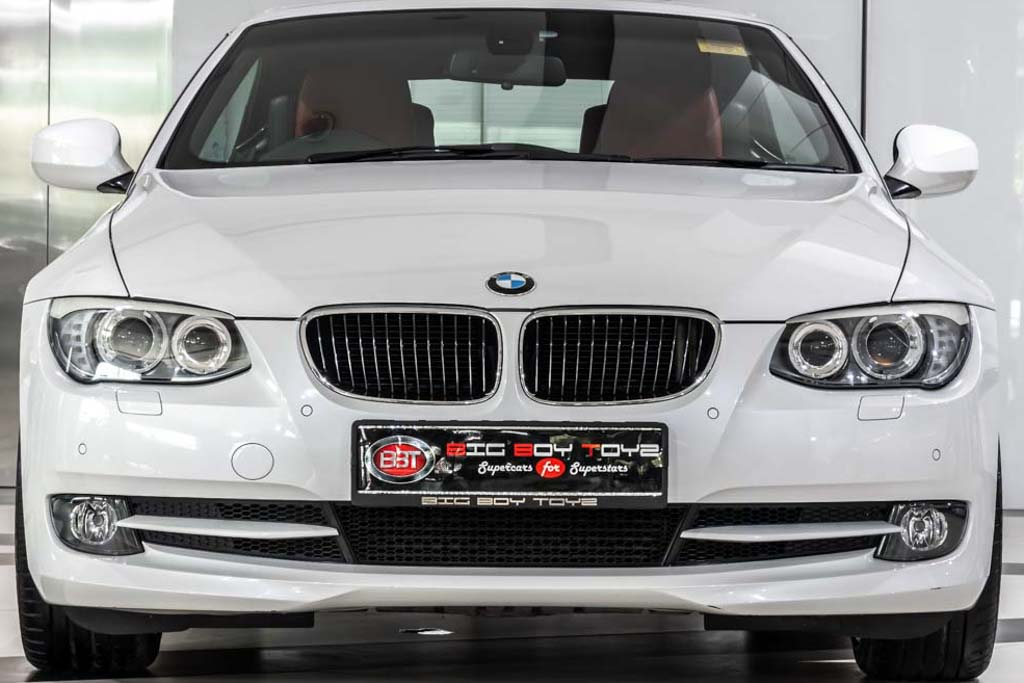 2011 Used BMW 330d Convertible