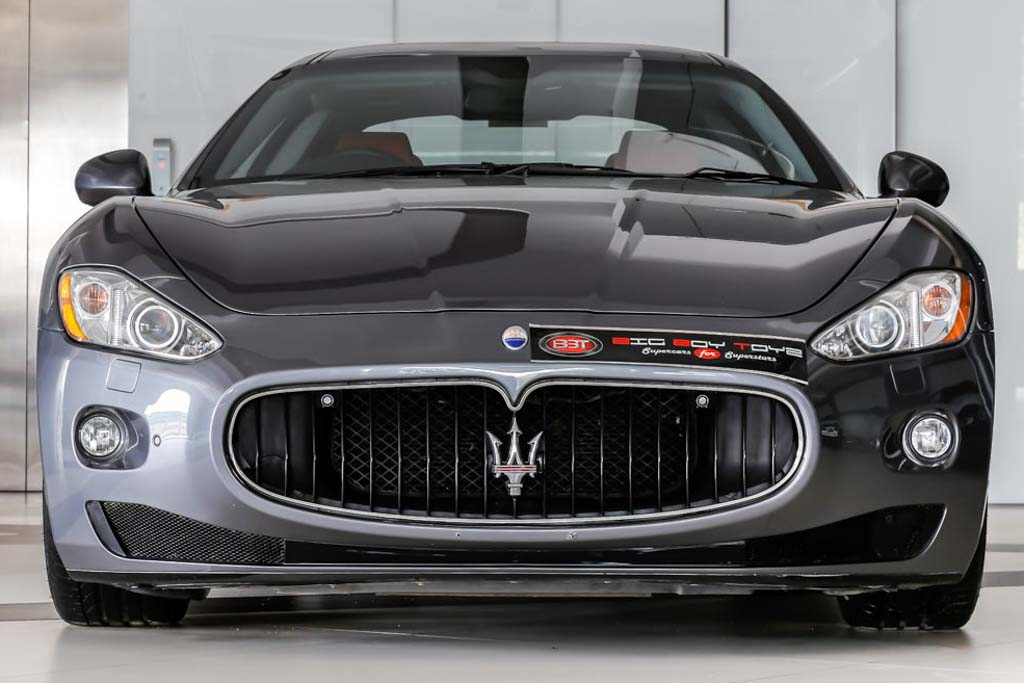 2011 Used Maserati GranTurismo S