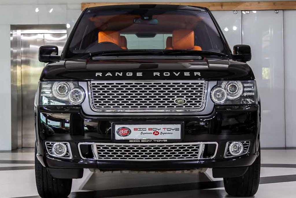 2011 Used Range Rover Vogue Autobiography