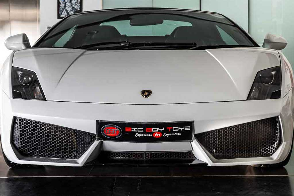 2011 Used Lamborghini Gallardo LP 560-4 Spyder