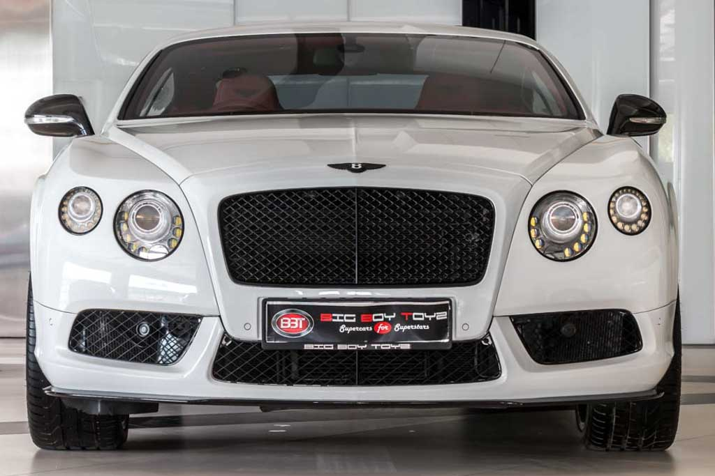 2012 Used Bentley Continental GT V8