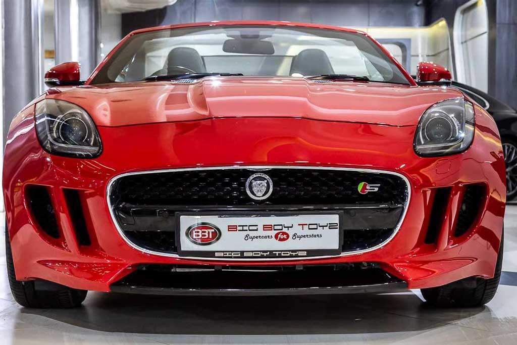2013 used Jaguar F-Type S Convertible