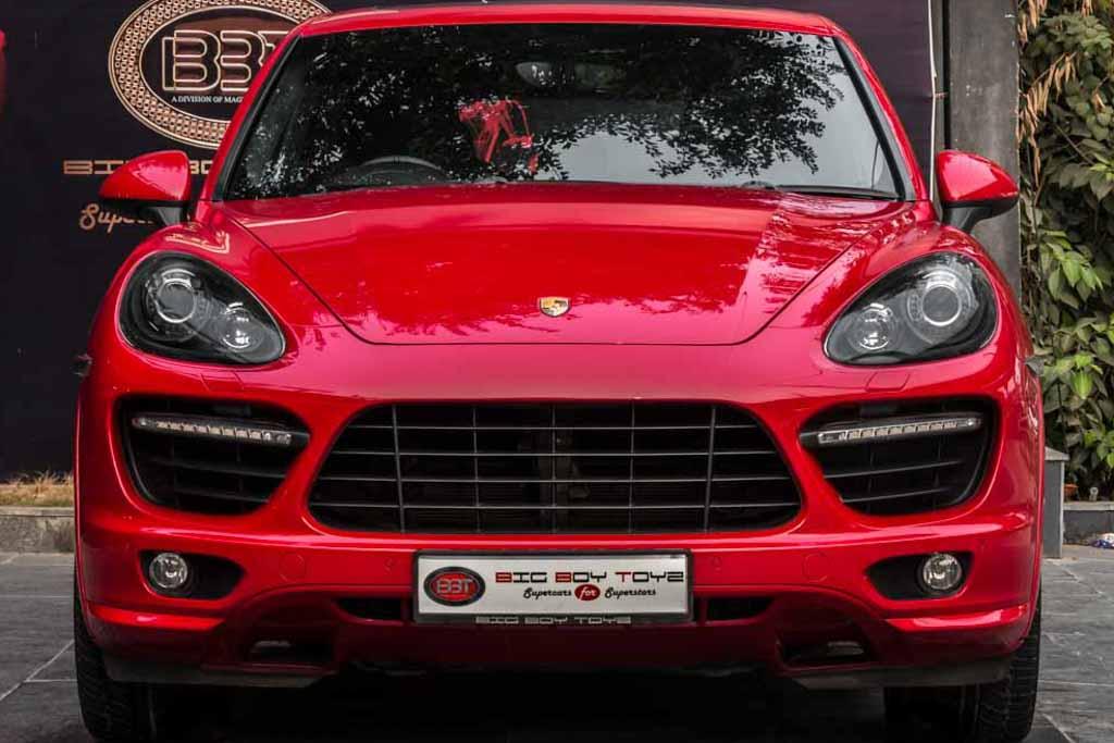 2013 Used Porsche Cayenne GTS