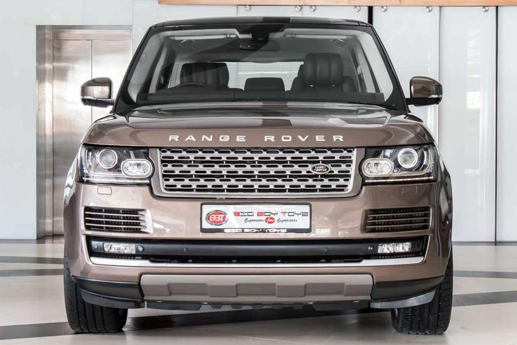 2013 Used Range Rover Vogue