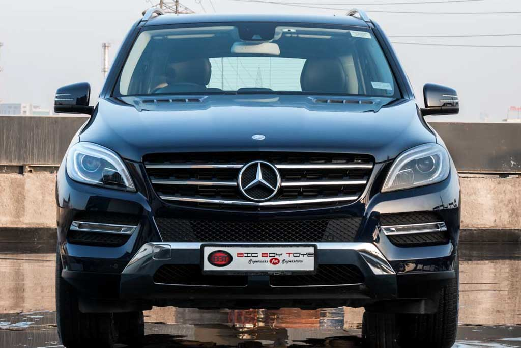 2014 Used Mercedes Benz ML250 CDI