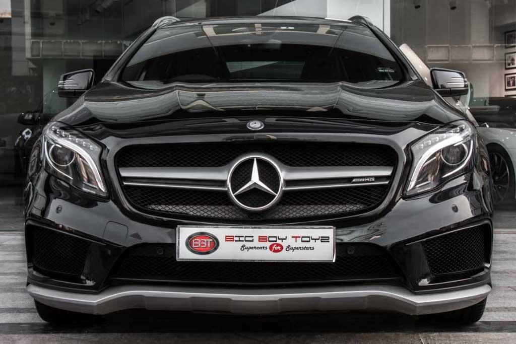 2014 used Mercedes GLA 45 AMG