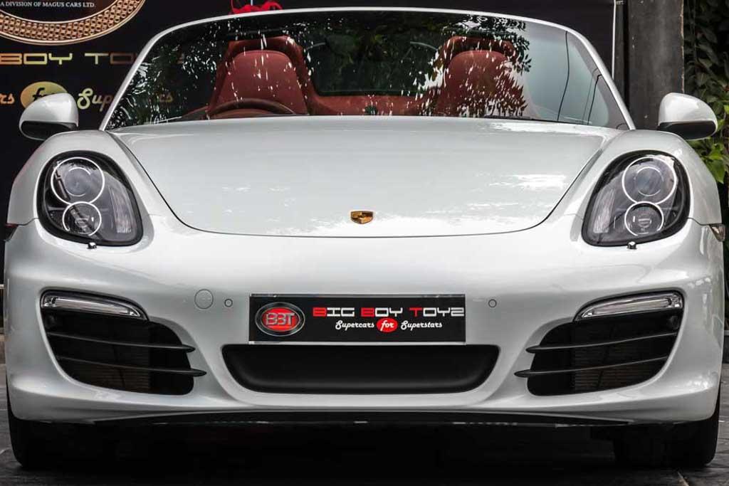 2014 Used Porsche Boxster S