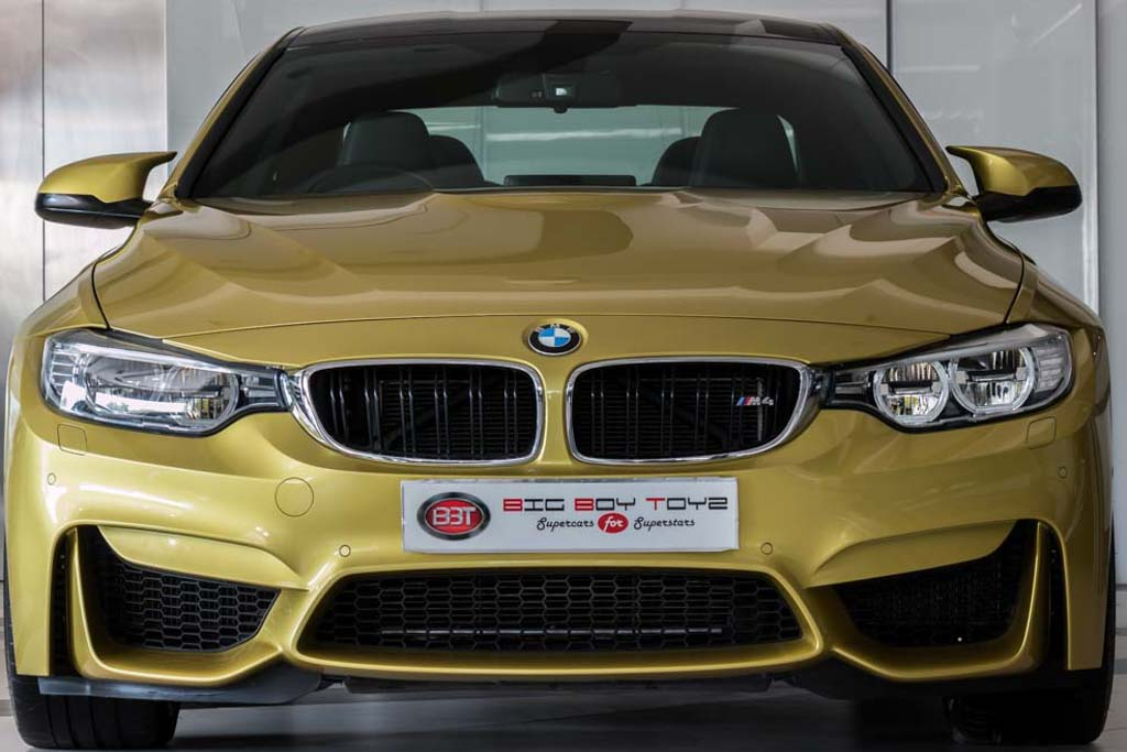 2015 Used BMW M4 Coupe